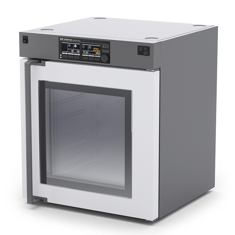 Horno de secado universal con pantalla TFT  125 Control- dry