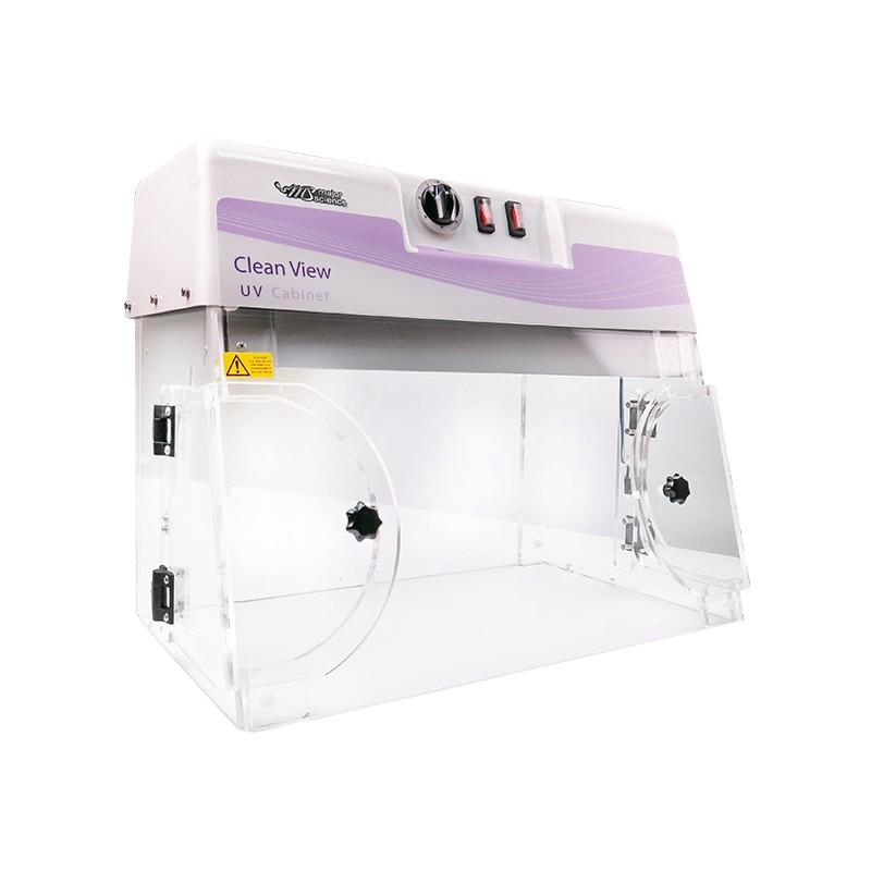 Gabinete de de esterilización UV modelo  MS-UVCABMINI