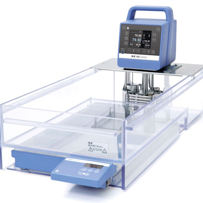 Baño de recirculación  ICC control IB R RO 15 eco