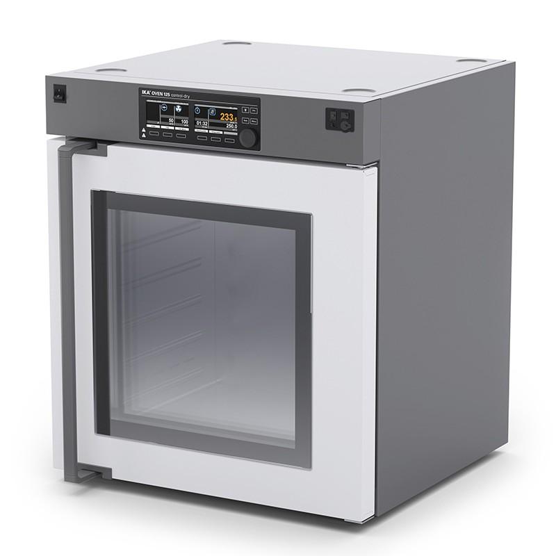Horno de secado universal con pantalla TFT y ventana de cristal 125 Control-dry glass