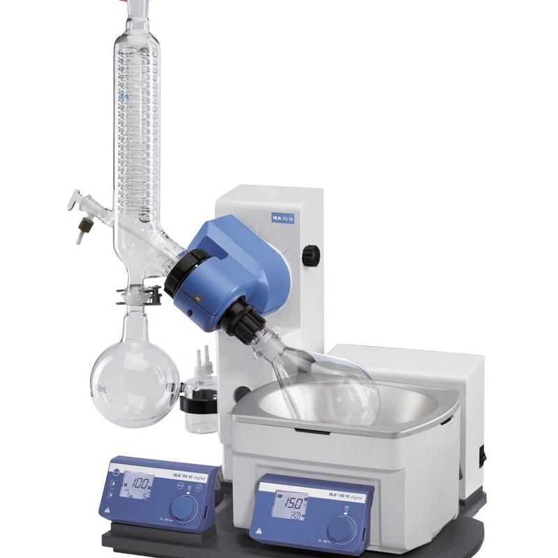 Evaporador rotatorio RV 10 digital V