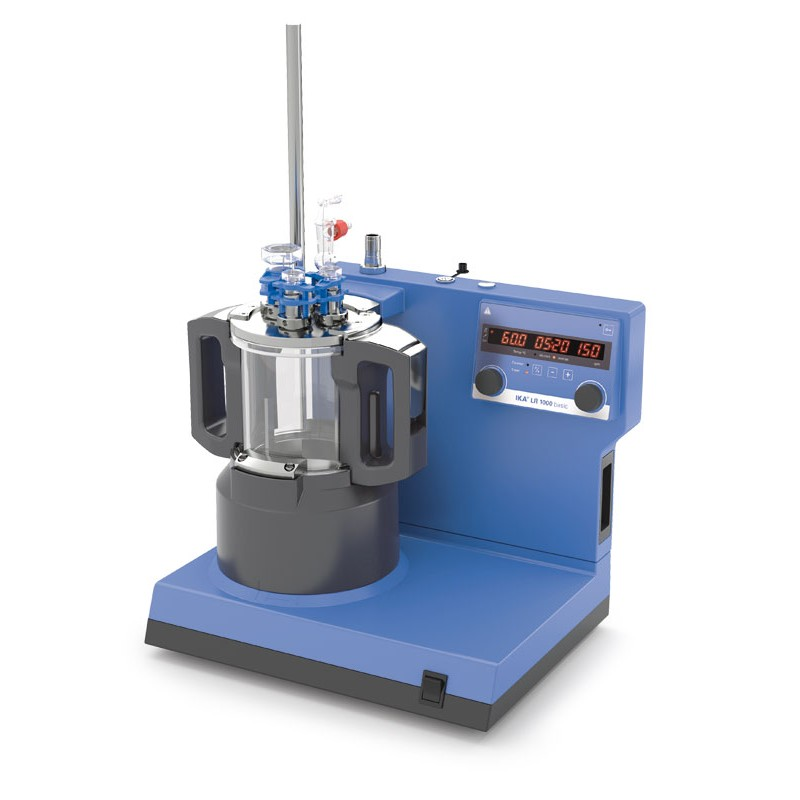Reactor de laboratorio  LR 1000 basic Package