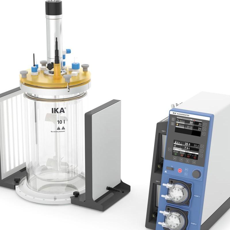 Fotobioreactor  Algaemaster 10 Control