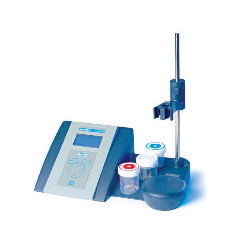 Medidor de PH  Hach sensION+ pH  Marca Hach.