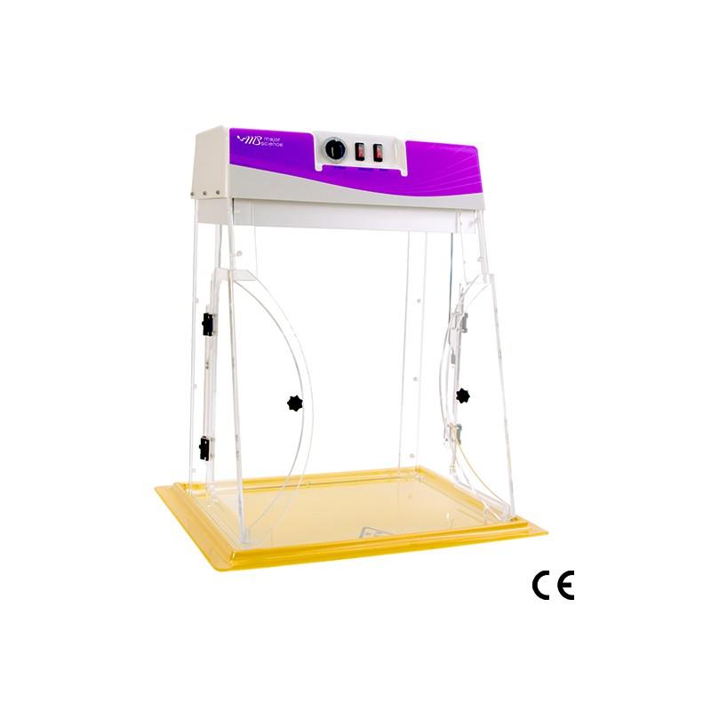 Gabinete de PCR modelo MS-UVCAB