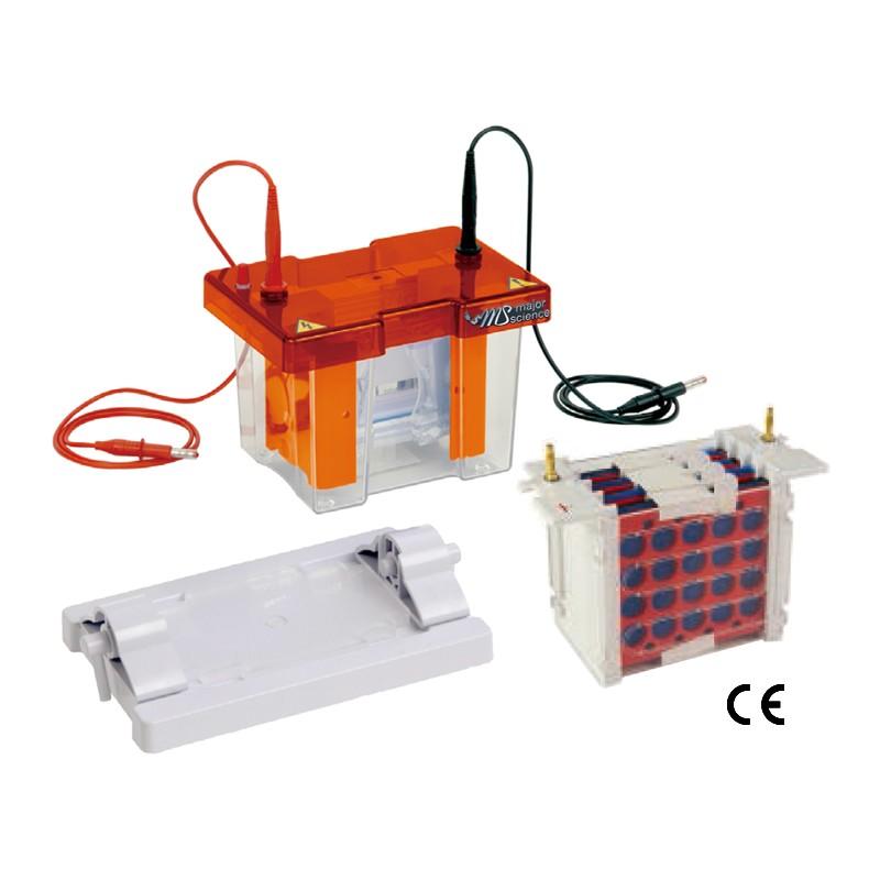 Sistema de electroforesis MV-10CBS Major Science