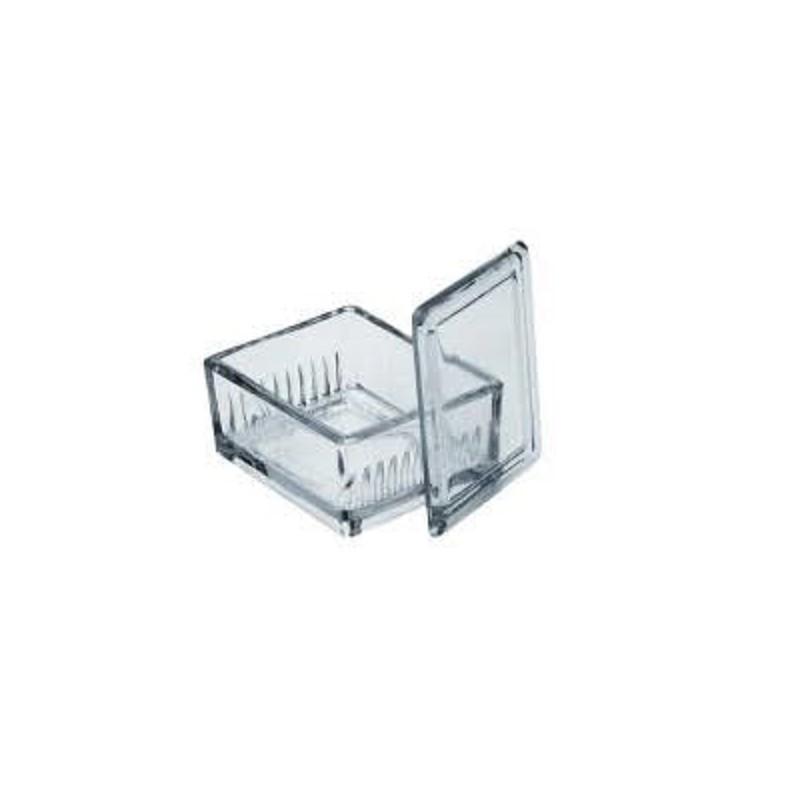 Tarro de cristal de tinción  MEDITE