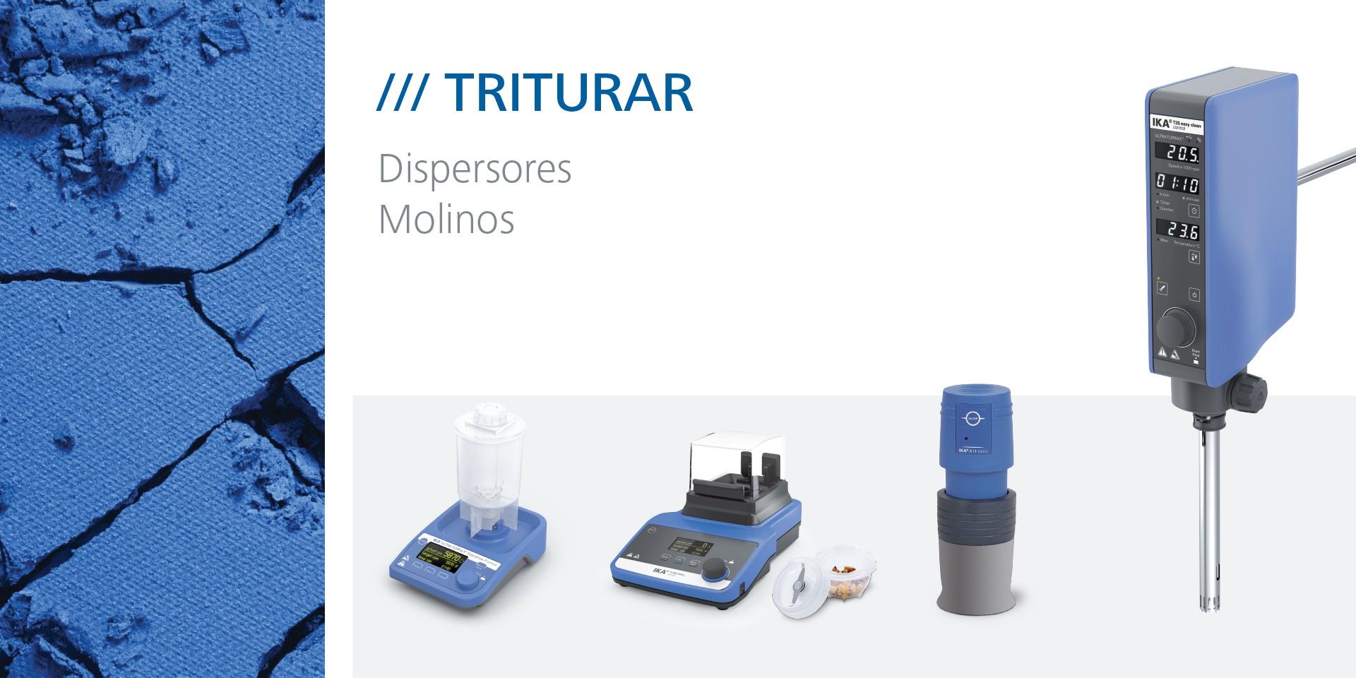 molinos,homogenizadores,dispersores