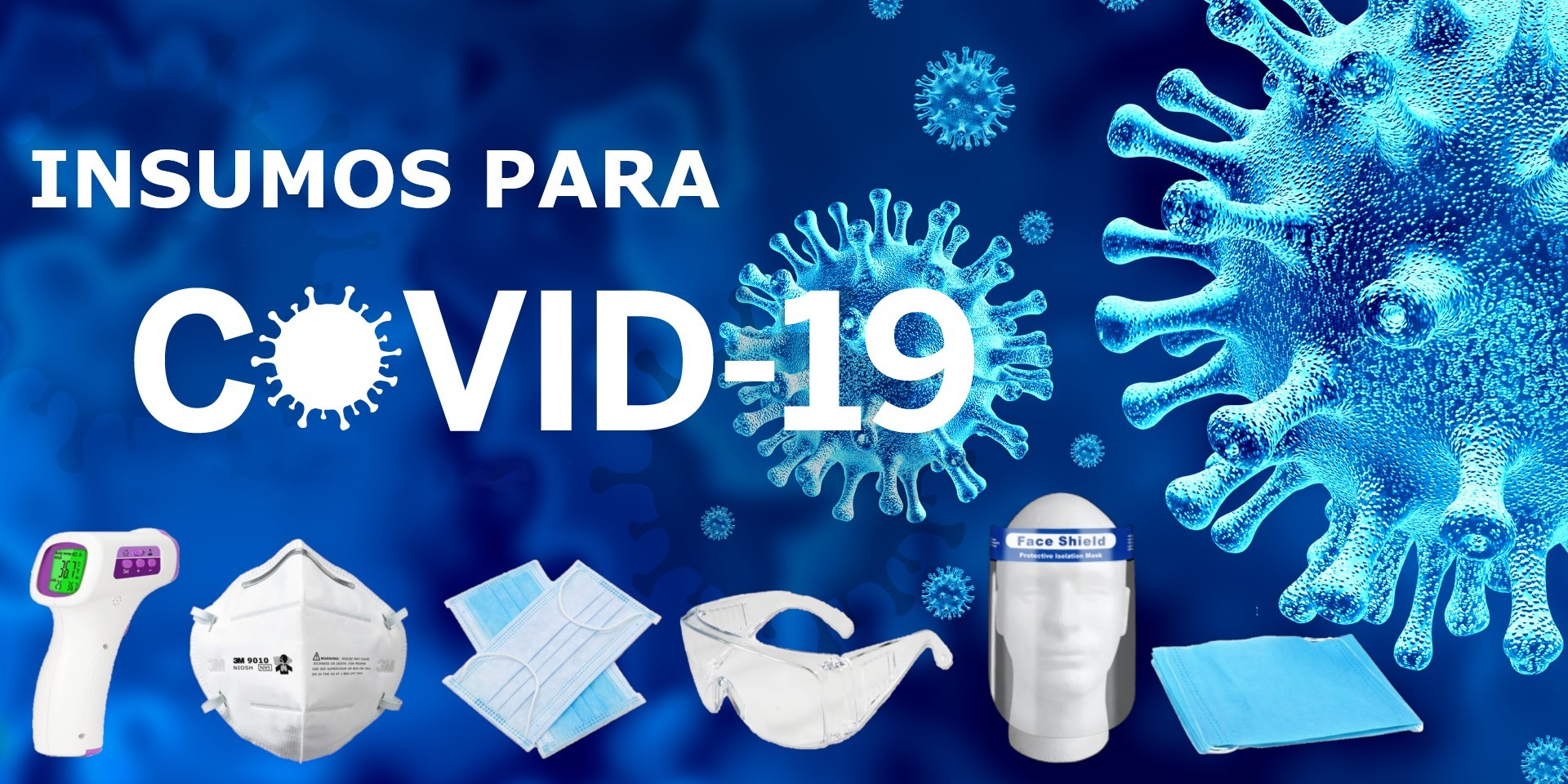 insumosparacovid19, covid19, covid-19